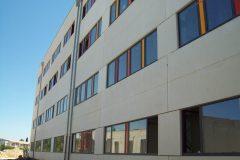 Bâtiment de recherche à l'université de MONTPELLIER