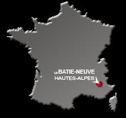 la Batie-Neuve, Hautes-Alpes.