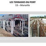 Les terrasses du Port - MARSEILLE