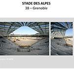 Stade des Alpes - GRENOBLE