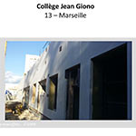 Collège Jean Giono - MARSEILLE