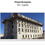 Prison de LUYNES (PRECADRES)