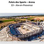 Palais des sports Arena - AIX-EN-PROVENCE