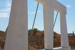 Poutres et Poteaux : Groupe scolaire Mirabilis - MARSEILLE