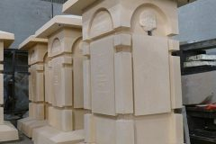 Chemin de croix du sanctuaire - NOTRE-DAME DU LAUS Teinte ® Ocre ® - Chryso